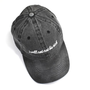 Big Little Lies Renata Klein I Will Not Not Be Rich Dad Hat - Totally Good Time