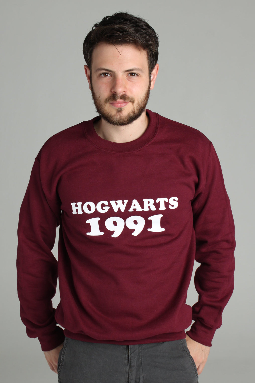 Harry Potter Hogwarts 1991 Sweatshirt