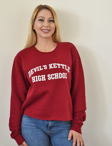 Jennifer's Body Sweatshirt - Brick