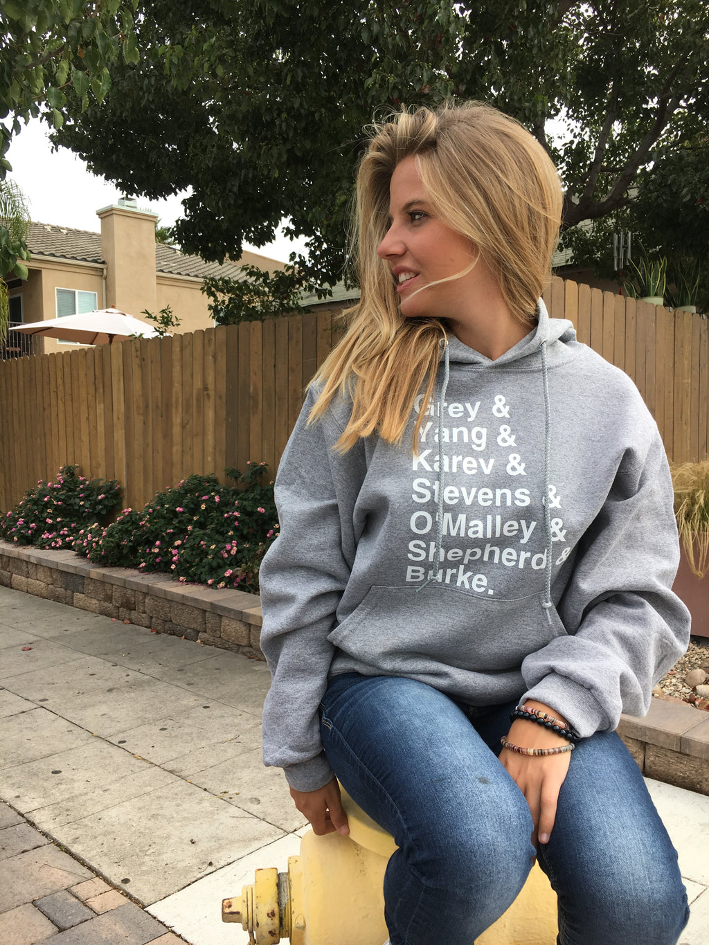 Greys Anatomy OG Hoodie - Totally Good Time