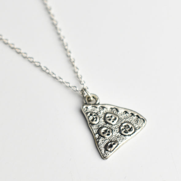 Pizza Slice Necklace - Totally Good Time