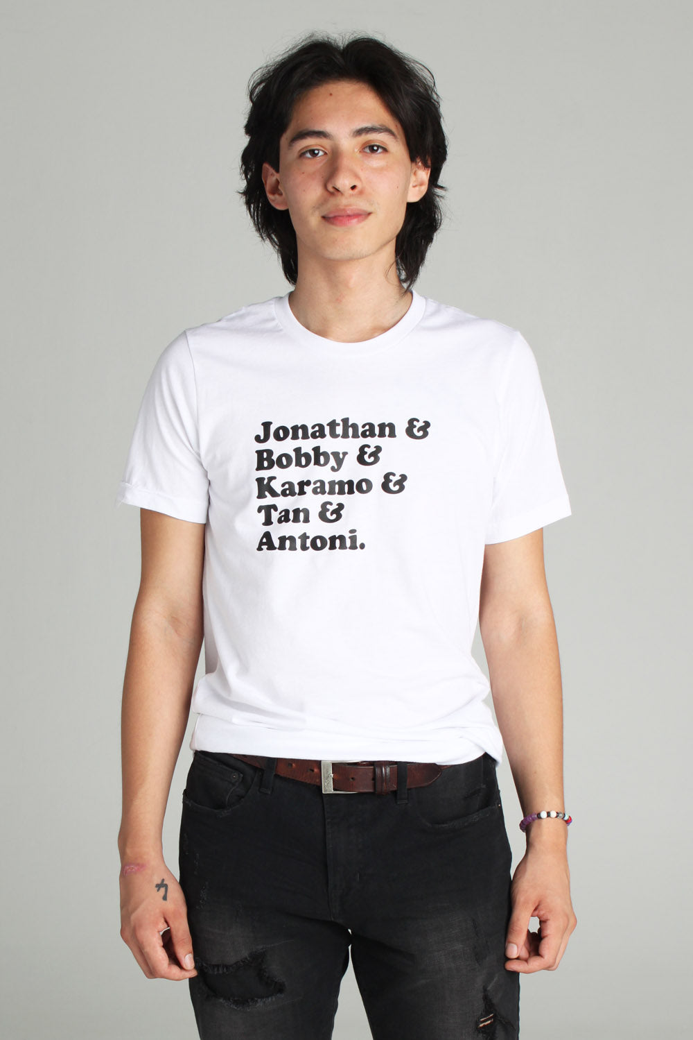 Queer Eye Tee - Totally Good Time