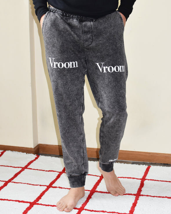 Schitt's Creek Vroom Vroom B*****! Joggers - Mineral Wash