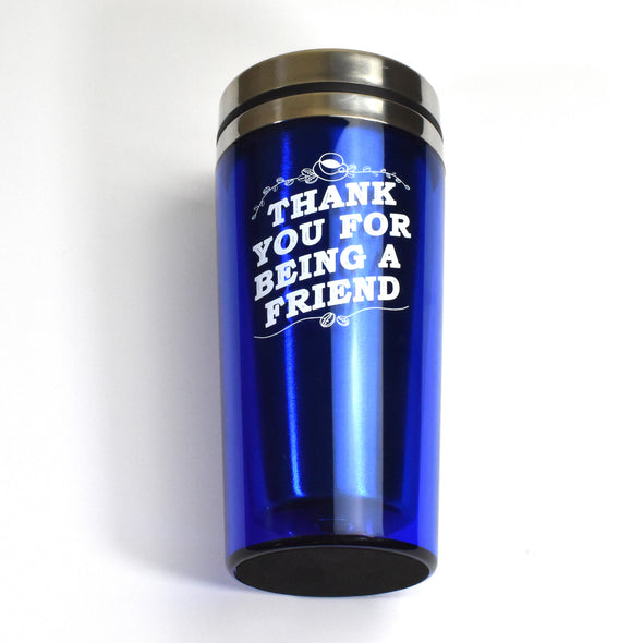 Golden Girls Thank you For Being A Friend Travel Tumbler