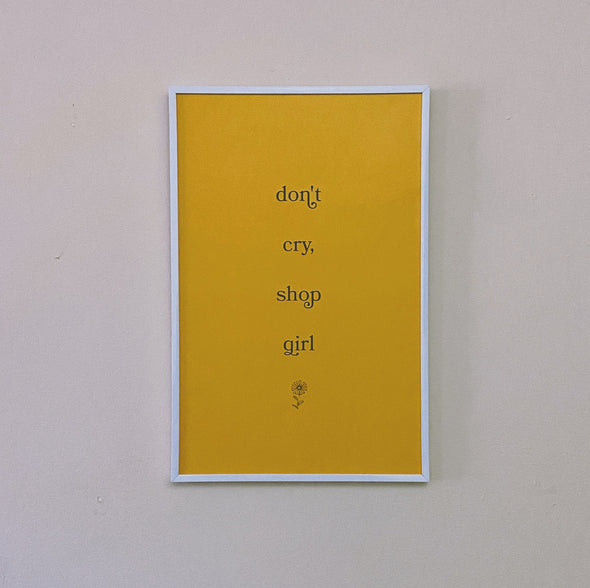 You've Got Mail Don't Cry Shopgirl - Print
