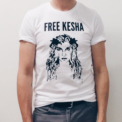 free kesha shirt at totally good time
