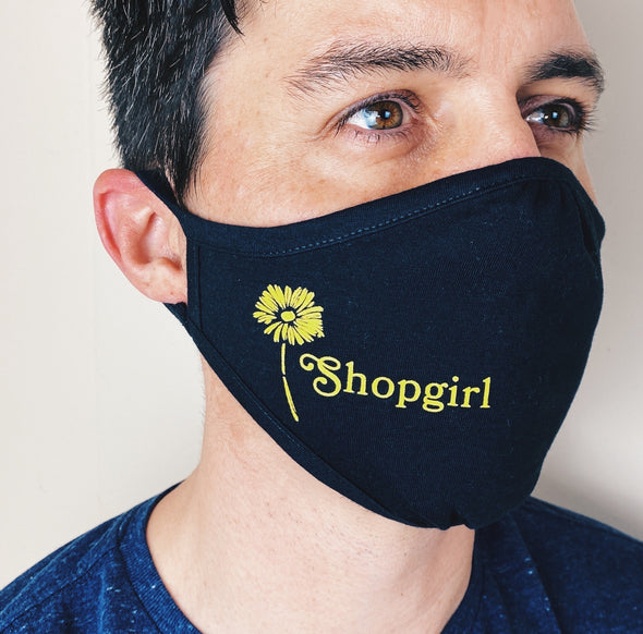 You've Got Mail Shopgirl Face Mask