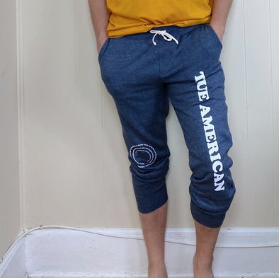 New Girl True American Joggers - Navy