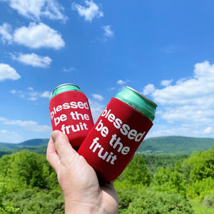 The Handmaids Tale Blessed Be the Fruit Koozie