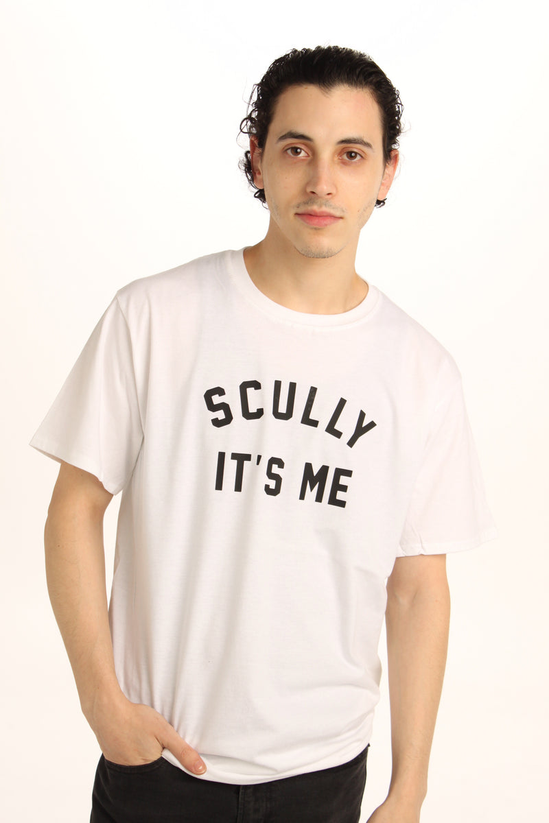 Scully It's Me Tee