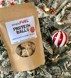 Protein balls are the perfect gift this Christmas!