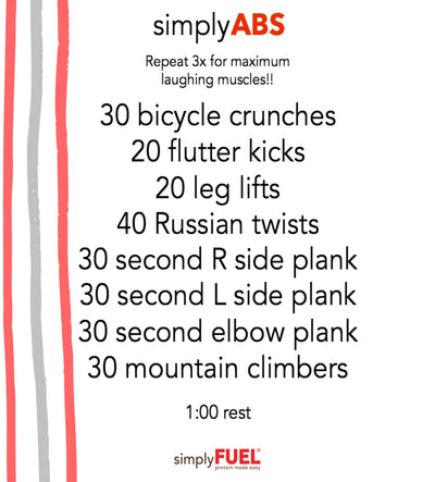 simplyABS workout