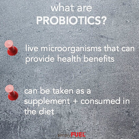 Probiotic facts