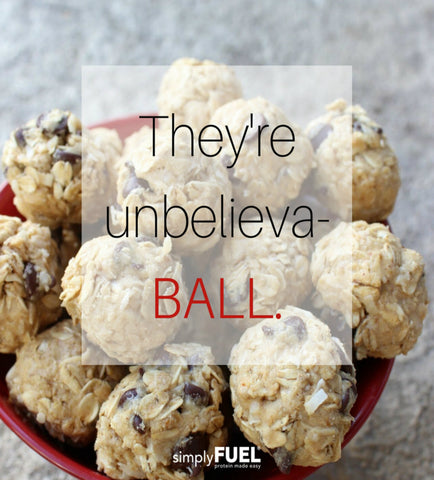 They're unbelievaBALL!