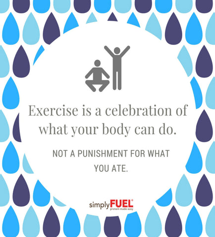 Celebrate What Your Body Can Do