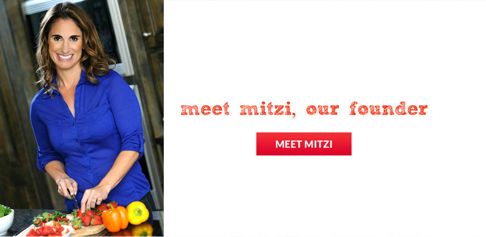 Mitzi Dulan - Registered Dietitian and Nutritionist