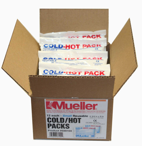 Cold/Hot Pack Reusable Small 12/cs