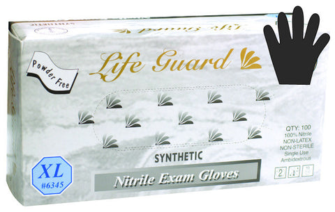 Life Guard Examination Gloves 100 pc/bx 10 bx/cs
