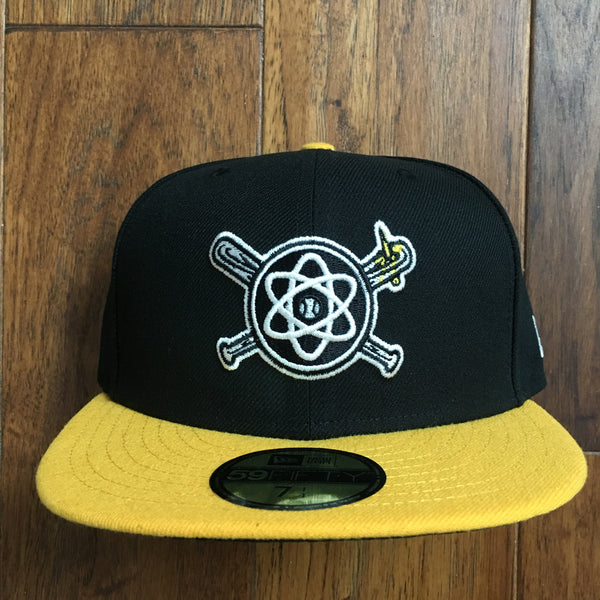 ISOTOPES X NEW ERA 59/50 GAME NIGHT FITTED BAT & NAIL BALL CAP