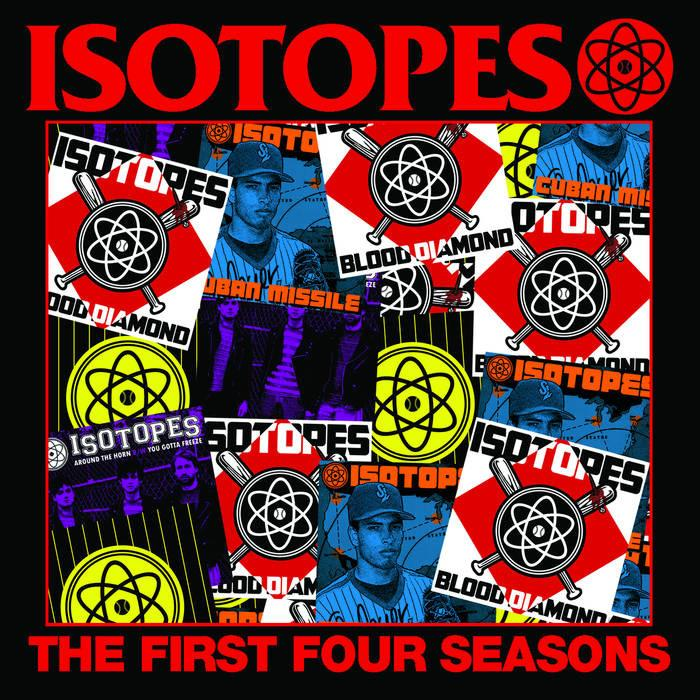 ISOTOPES - THE FIRST FOUR SEASONS - CD