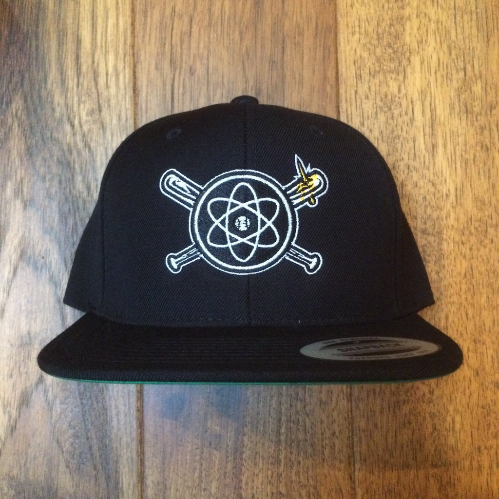 ISOTOPES - BAT & NAIL SNAPBACK - HOME
