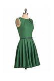 Retro Lady Dress Woman Dress Vintage Dress SD15