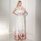 Custom Made Charming Printing Prom Dress/Evening Dress 03