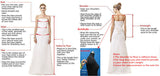 Gorgeous High Neck Prom Dress With Beads,Graduation Chiffon Formal Dress For Teens N51