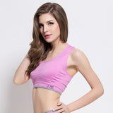 Absorb Sweat Quick Drying Professional Sports Bra Shirt