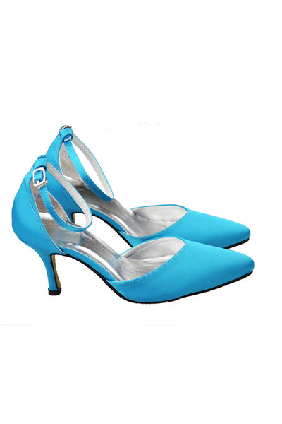 Low Heel Wedding Party Shoes Fashion Shoes L-0037