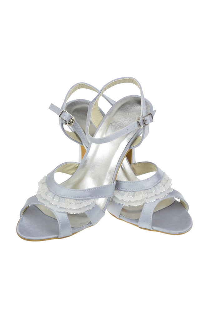 Hand Made New Arrival Wedding Shoes Woman Shoes L-076