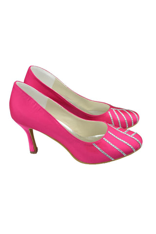 Fashion Woman Shoes Charming Wedding Party Shoes L-092