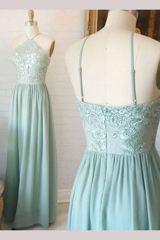 products/Mint_Green_Straps_Chiffon_Bridesmaid_Dress.jpg