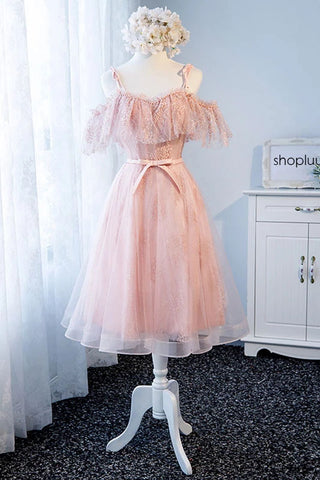 products/Pink_sweetheart_tulle_lace_short_prom_dress.jpg