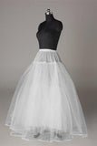 Floor Length Wedding Petticoat Accessories, Fashion Long Wedding Skirt P007