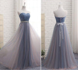 Sweetheart Bridesmaid Dress,Short Bridesmaid Gown,Tea-Length Tulle Prom Dress,Short Prom Dress,N140
