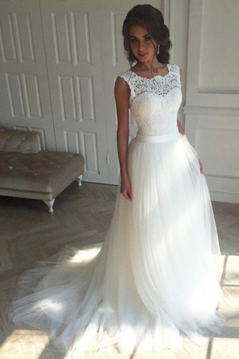Wedding Dresses | White Wedding Dresses | Wedding Gown | Simibridaldress
