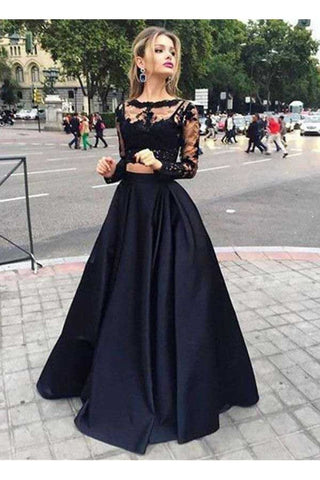 Party Dress with Sleeves