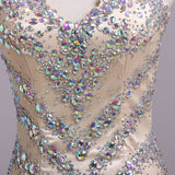 Floor Length Sweetheart Sequined Mermaid Prom Dress, Evening Dress N1200