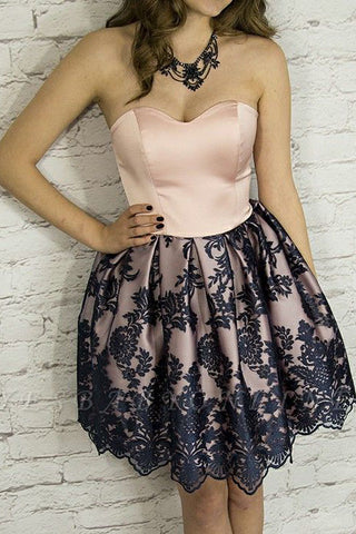 products/sweetheart_knee_length_lace_homecoming_dresses.jpg