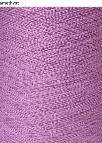 Amethyst 3 Ply Uni Color