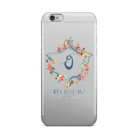 Family Crest iPhone Case