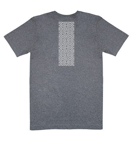 Reverse Pattern T-Shirt Grey (SOLD OUT)