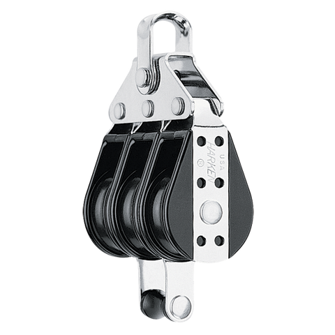 [HK-130] HARKEN  38 mm Triple Big Bullet Block — Becket