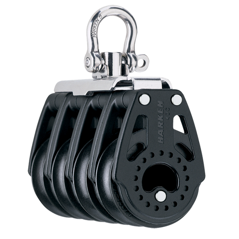 [HK-2654] HARKEN  40 mm Quad Block