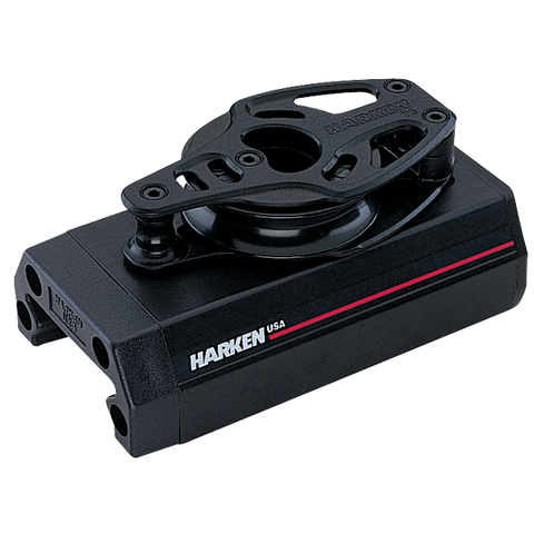 [HK-3071] HARKEN  64 mm End Control — Footblock, Becket