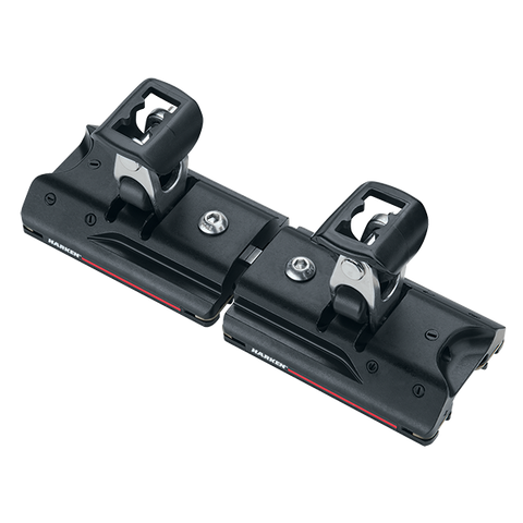 [HK-T2704B.HL] HARKEN  27 mm High-Load Double Cars — Stand-Up Toggles