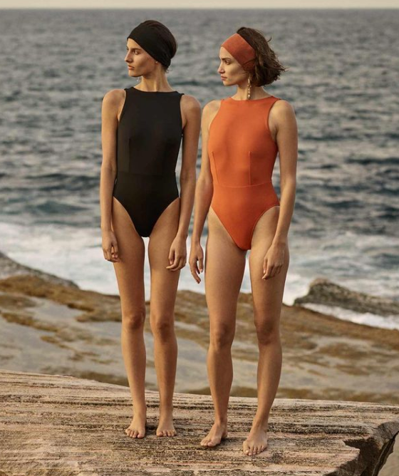 Bondi Born Sloane One Piece In Black
