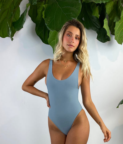 SALLE Bridget One Piece Moss