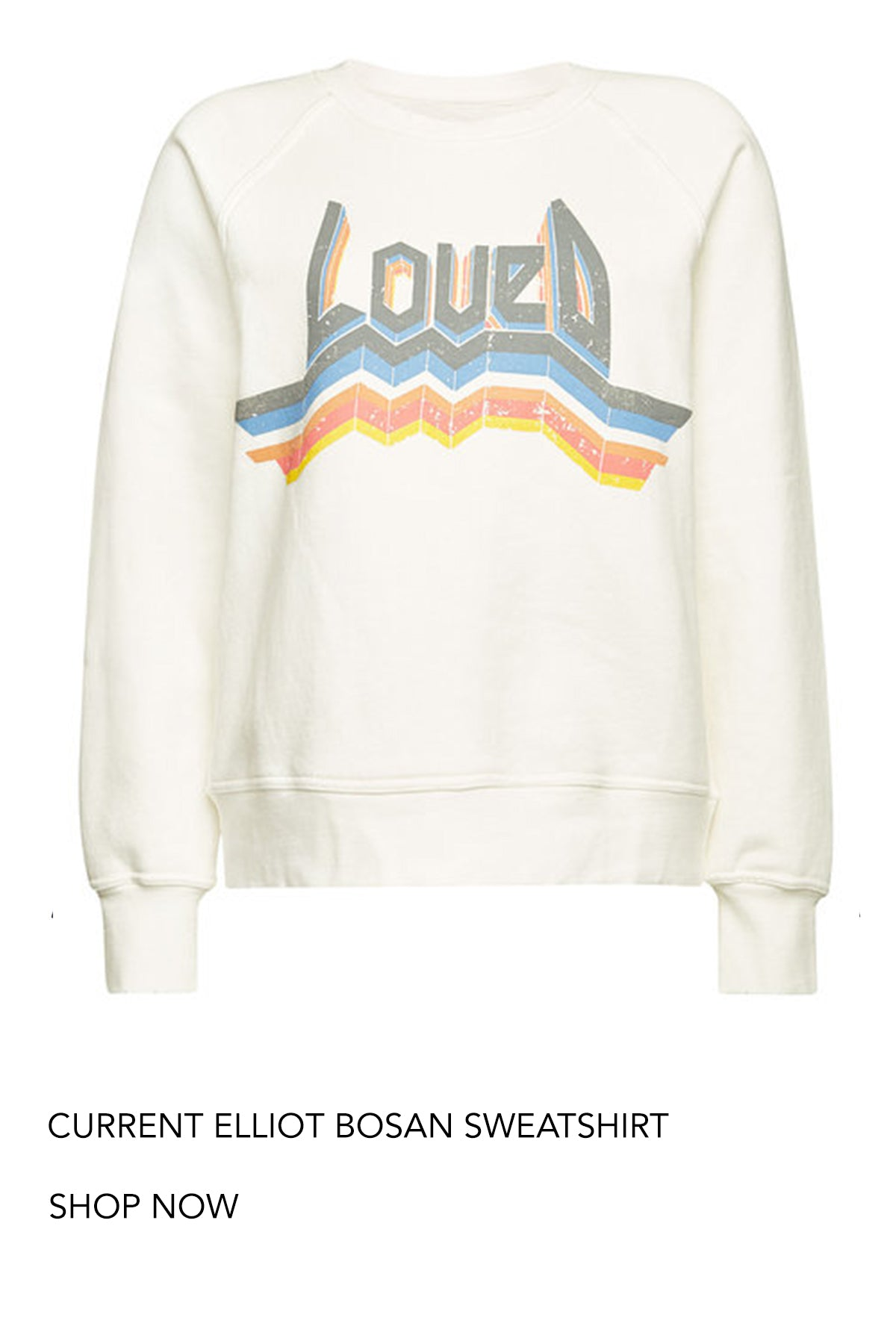current elliot bosun sweatshirt iridescent sea beach house cottesloe perth australia fashion